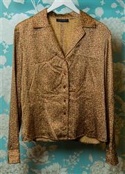 Sale 8420A - Lot 46 - An Anne Klein silk blouse, size 12, condition: very good