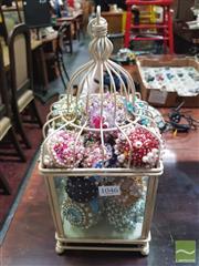 Sale 8455 - Lot 1046 - Table Centrepiece Christmas Decoration