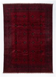 Sale 8760C - Lot 27 - An Afghan Khal Mohammadi 100%Wool Pile, 350 x 250cm