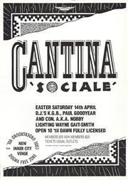 Sale 8766A - Lot 5041 - Cantina Sociale - screenprint