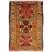 Sale 8960J - Lot 44 - Antique Caucasian Kazak Rug, 143x100cm, Handspun Wool