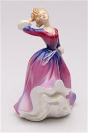 Sale 9052 - Lot 147 - Royal Doulton Rachel figure (HN2919, H17.5cm)