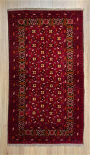 Sale 8559C - Lot 83 - Afghan Qunduzi 195cm x 106cm