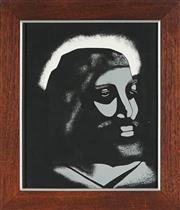 Sale 8838A - Lot 5182 - Brian Lowe - Super Star, 1972 38 x 31cm