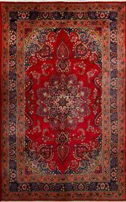 Sale 8353C - Lot 23 - Persian Mashad 300cm x 193cm