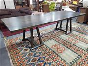 Sale 8893 - Lot 1096 - Large Timber Dining Table