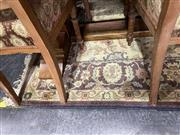 Sale 8896 - Lot 1015 - Cream Tone Floral Floor Rug (246 x 175cm)