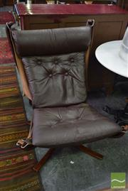 Sale 8542 - Lot 1075 - Pair of Falcon Chairs