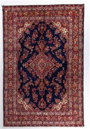 Sale 8780C - Lot 223 - A Persian Hamadan Classed As Village Rugs, Wool On Cotton Foundation, 320 x 215cm
