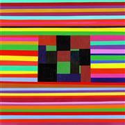 Sale 8839A - Lot 5008 - Melinda Harper (1965 - ) - Untitled, 1994 91.5 x 91.5cm