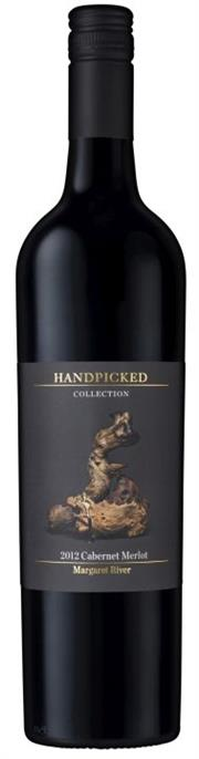 Sale 8506W - Lot 24 - 12x 2012 Handpicked Wines Collection Series Cabernet Merlot, Margaret River.  96 POINTS James Halliday Wine Companion.  This is a...