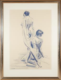 Sale 9097H - Lot 94 - Tatiana Verstak - Dancers