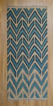 Sale 8559C - Lot 87 - Persian Chobi Kilim 230cm x 87cm