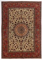 Sale 8740C - Lot 35 - A Very Fine Isfahan, 405 x 285cm