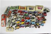 Sale 8384 - Lot 80 - Matchbox Model Cars