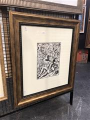 Sale 8833 - Lot 2071 - Marc Chagall Lithograph, 65 x 73cm (frame)
