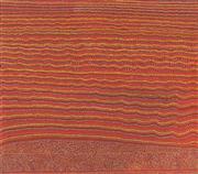 Sale 8288A - Lot 3 - Veronica Wilson - Peppi Hills, 2006 104 x 91cm (framed & ready to hang)