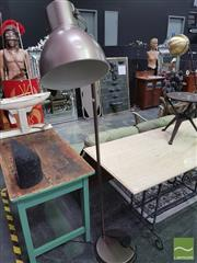 Sale 8424 - Lot 1036 - Metal Standing Lamp
