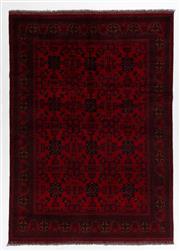 Sale 8760C - Lot 70 - An Afghan Khal Mohammadi 100%Wool Pile, 282 x 203cm