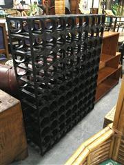 Sale 8795 - Lot 1091 - Plastic Wine Rack