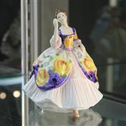 Sale 8336 - Lot 2 - Royal Doulton Figure Pretty Ladies Collection Christine