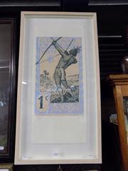 Sale 8437 - Lot 2087 - Artist Unknown (XX) - Guyane Francaise (after R. Tillett), 2005 37.5 x 22cm