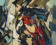Sale 8467 - Lot 598 - Basil Honour (1897 - 1988) - Composition 44.5 x 55cm