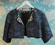 Sale 8474A - Lot 84 - A beautiful Alannah Hill cropped bolero jacket - Condition: Excellent - Size: 12