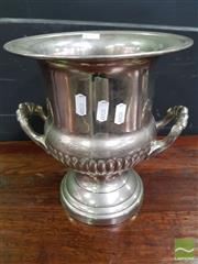 Sale 8480 - Lot 1005 - Large EPNS Champaign Bucket