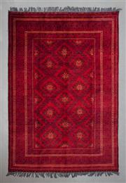 Sale 8499C - Lot 60 - Afghan Qunduzi 200cm x 300cm
