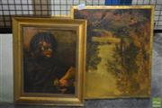 Sale 8525 - Lot 2089 - Decorative Prints after Rembrandt and Another Renaissance Master