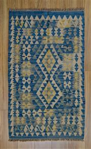 Sale 8559C - Lot 90 - Persian Chobi Kilim 123cm x 73cm