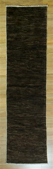 Sale 8665C - Lot 34 - Afghan Chobi Runner 292cm x 74cm