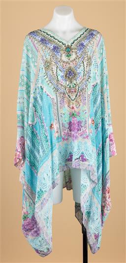 Sale 9250F - Lot 2 - A Camilla one piece with Swarvoski embellishments, one size.