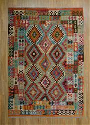 Sale 8559C - Lot 91 - Persian Chobi Kilim 262cm x 185cm