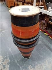 Sale 8700 - Lot 1020 - Vintage Drum