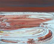 Sale 8839A - Lot 5013 - Robert Fisher (1950 - ) - Clay Pan, 2004 80 x 100cm