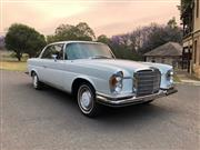 Sale 8870V - Lot 1 - 1970 Mercedes-Benz 280SE 3.5 Coupe