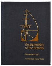 Sale 8392A - Lot 8 - LEWIS, Carroll & HINDER, Frank: The Hunting of the Snark