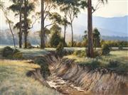 Sale 8492 - Lot 506 - Robyn Collier (1949 - ) - Landscape 44.5 x 60cm