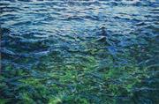 Sale 8606 - Lot 596 - Martine Emdur (1967 - ) - Indigo, 2009 64.5 x 98.5cm (sheet size: 77 x 112cm)