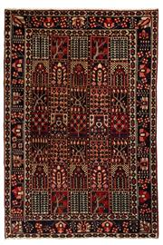 Sale 8780C - Lot 230 - A Persian Bakhtiyari And Classic Garden Design, 100% Wool On Cotton, Classed As Prerevolution Weave, 308 x 207cm