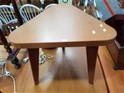 Sale 8822 - Lot 1174 - Triangular Occasional Table