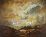 Sale 8901A - Lot 5037 - Carl Stringfellow (1954 - ) - Valley Scene 70 x 85 cm