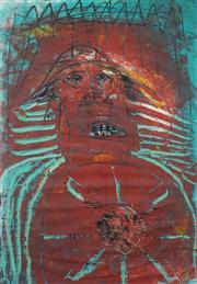 Sale 8495 - Lot 2001 - Mark Davis - Untitled, 2004 96.5 x 68cm