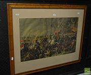 Sale 8544 - Lot 2054 - C19th Century Print, chromolithograph