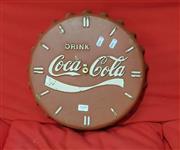 Sale 8723 - Lot 1039 - Early Coke Clock