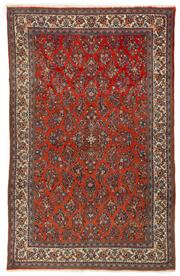 Sale 8780C - Lot 231 - A Persian Sarough 100% Wool Pile, 313 x 200cm