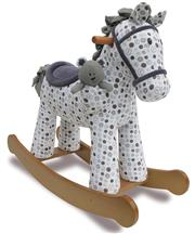 Sale 8288B - Lot 26 - Dylan and Boo Rocking Horse, RRP $220 New In Box