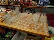 Sale 8582 - Lot 2194 - Large Collection of Crystal & Glassware